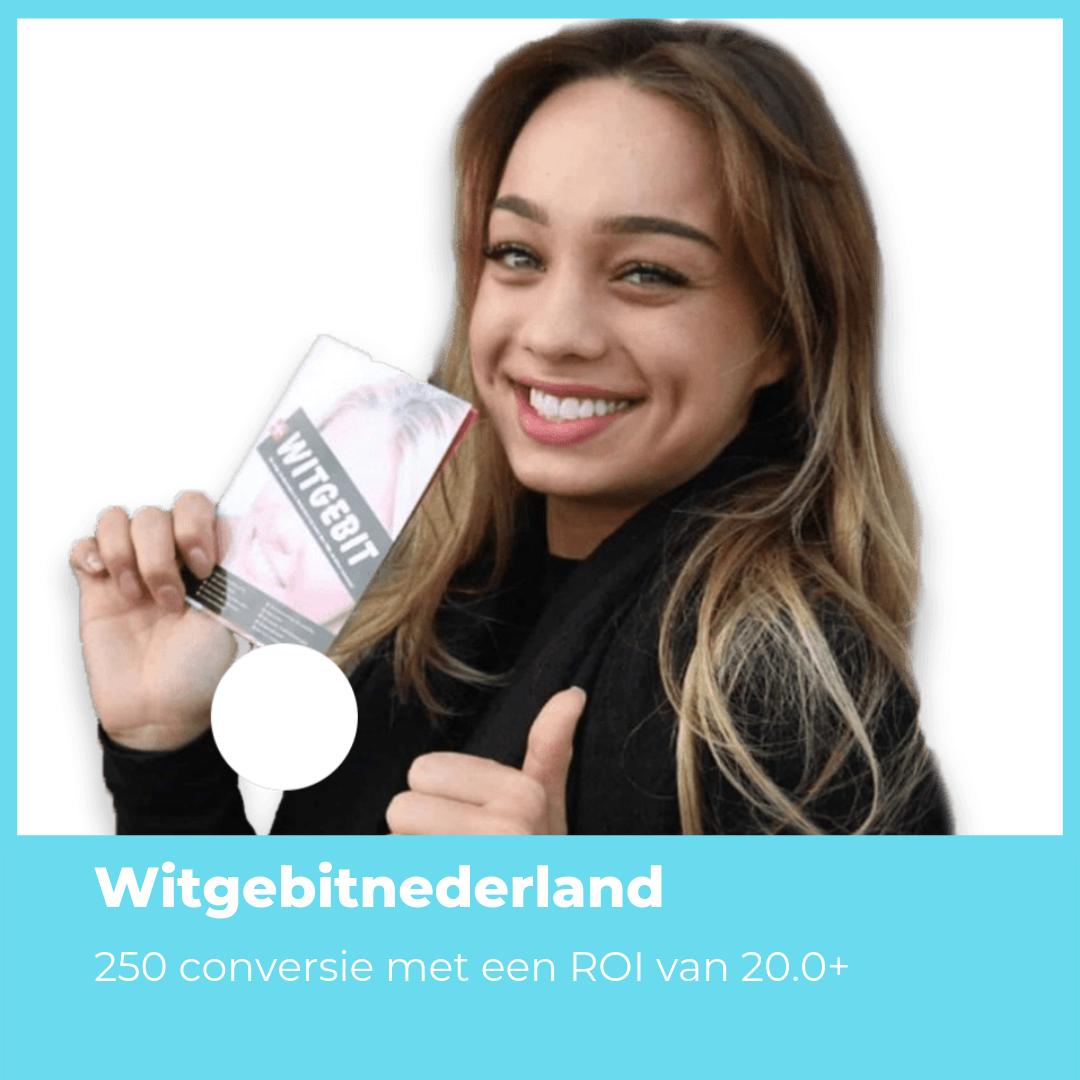 Witgebit Nederland Cover