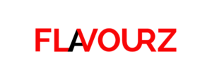 Flavourz Logo Showcase Klant van Young Metrics