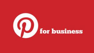 Pinterest For Business Online Marketing